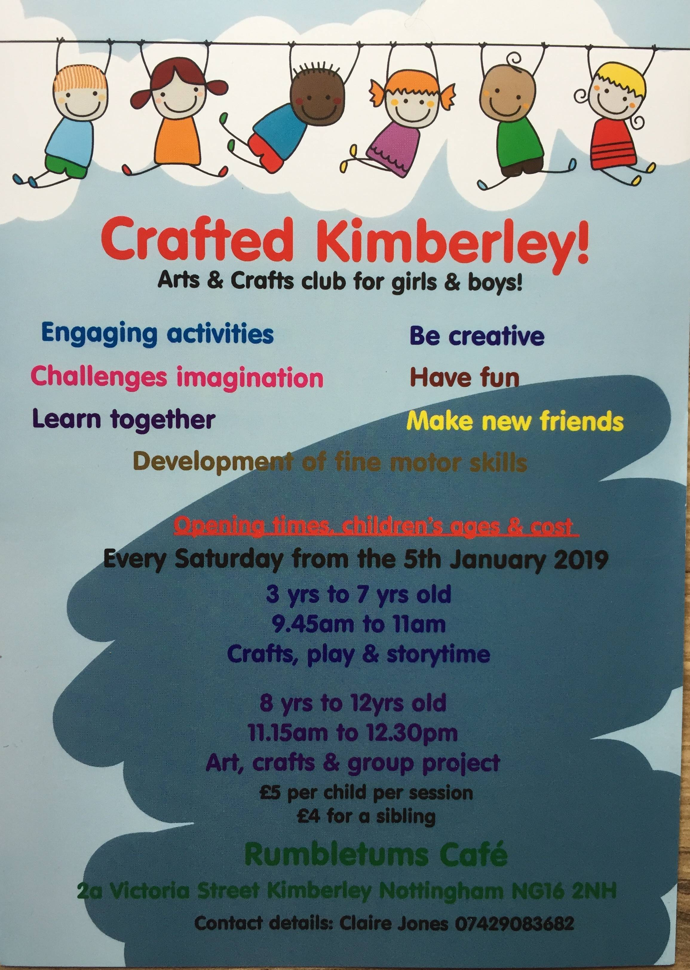 Crafted Kimberley